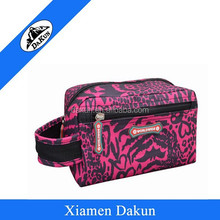 New Style Foldable Cute Cosmetic Pouch For Travel Hanging Toiletry Bag DK14-1495