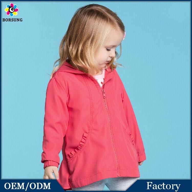 Girls Jacket Children's Boutique Clothing Pink Beatiful Girls Winter Waterproof Hooded Bombe ...