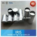 Flexible valplast material dental cartuchos para inyector