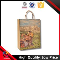Good Prices Handmade Quality Paper Gift Bags Printing