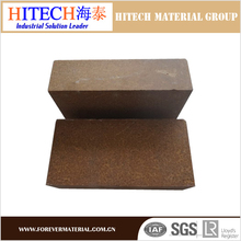 qualified manufacturer zibo hitech fire Directly combined Magnesite- Chrome brick for glass kiln