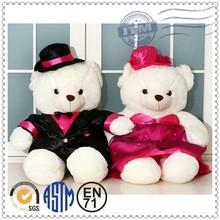 Wholesale new design cuddle bear plush toys