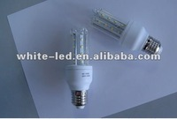 U shape LED SMD corn lamp for indoor use with CE