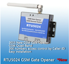 SIM Card GSM relay control,GSM relay switch support 200 Authorized users, RTU5024 Gate Operators.