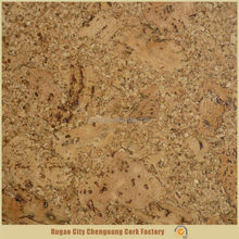Latest natural cork products cork wall tile/cork wall covering