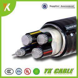 aluminum/copper conductor xlpeI insulation 20kv electrical wire for philippines