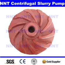 China Wholesale High Quality Slurry Pump Spare Parts Impeller Expeller