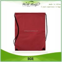 Nylon drawstring shoe bag, waterproof bag, shoe bag