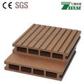 Plástico reciclado material decking - 145 * 25 mm - wpc decks