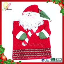 2015 Personalized best quality christmas felt tablecloths and cheap spandex chair cover wholesale