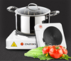 cnzidel best sale single cast iron surface cooking hot plate