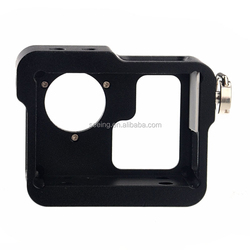 Wholesales NEW Aluminum Cage for Go Pro Camera Her o GO RPO 3 3+