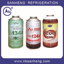 High Quality Conditioner Small Can R134a Refrigerant Gas