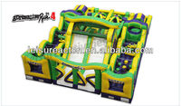 games of desire inflatable obstacle games of adrenalinr rush 4
