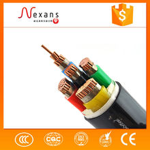 China supplier power cable low voltage electrical cables