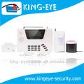 Sem fio gsm sistema de alarme, inteligente sem fio gsm casa alarmes do sistema( ki- pg300)