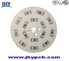 LED round PCB board PCBA assembly supplier in Shenzhen China