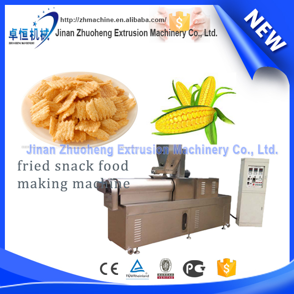 Making Extruded Food Products