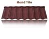 15 optional colors red asphalt roof shingles, oem red metal roof tile