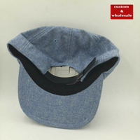 Mixed Wholes custom wool flannel blank plain unstructured six panel polo baseball hats strapback cap and hat for wholesale