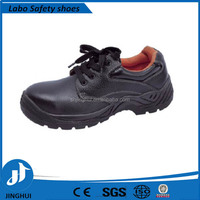 Athlete working boots/safety cheap man leather shoe