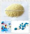 استخدام الجيلاتين الصيدلانية لكبسولات