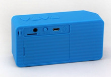 Hot selling x3 my vision bluetooth speaker with 3.5 Aux in