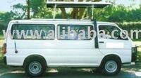 tour bus/van