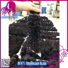 Aliexpress Alibaba cheap brazilian virgin human hair unprocessed crochet braids with human hair wholesale virgin hair extension