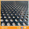 1mm hole galvanized decorative perforated metal aluminum mesh speaker grille
