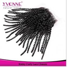 Wholesale cheap virgin peruvian hair free parting lace closure