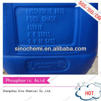 manufacturers china super phosphoric acid 85 food grade