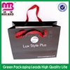 strict inspection process packaging shopping paper bags