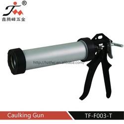300ml aluminum barrel caulking gun/high temperature sealant