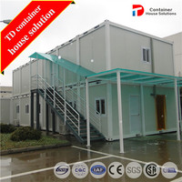 Complete new design container house for living