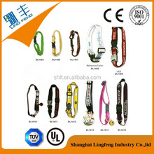 high quality nylon/polyester dog collars leashes