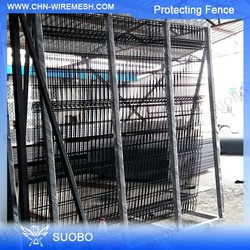 Factory Export Garden Wall Wood Fence Decorative Garden Fence Ield Fence(For Pig\/Deer\/Sheep And Other Annimals)