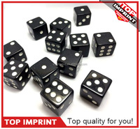 Party Use Custom Play Game Colorful Acrylic Dice