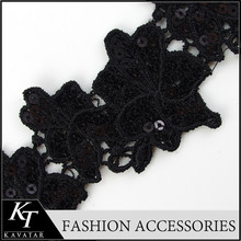 New style precision work crochet lace edgings