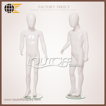 Window Dispaly Full Body Abstract Kids Child Boy Mannequin KM04