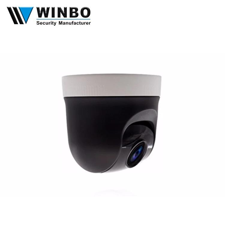 Yüksek Kaliteli Ihracatçısı 4 in 1 Kapalı IR PTZ UTC & 485 Kontrol 4X ZOOM 2.8-12mm Otomatik Odaklama Lens PTZ Dome kamera