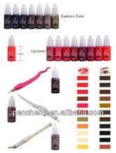 Wholesale Tattoo Pigment Ink Suitable For Manual Pen And Tattoo Machine