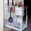 Pull Out Wire Basket,Kitchen Magic Corner Storage