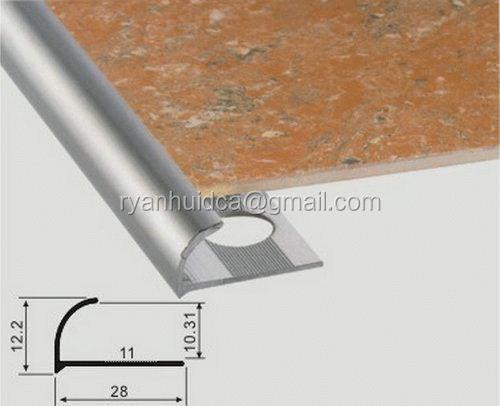 Powder Coating Color Aluminum Tile Trimsfloorcarpet Timsedge