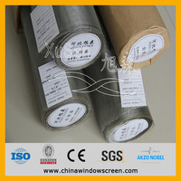 china wholesale stainless steel insect screen / window screen used windows and doors