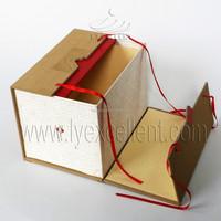 best popular Luxury cardboard wine boxes