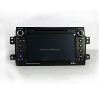 """8"""" touch scree car stereo AM/FM radio CD DVD player with phonebook GPS navigation blurtooth for Suzuki"""