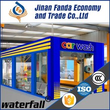 CHINA automatic tunnel touchless car wash equipment machines with prices
