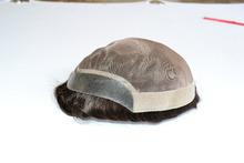 Fine mono hairpieces for men