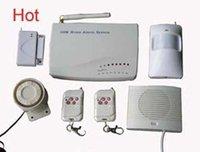 GSM home security alarm system
